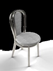 Кухонный стул САВ-Лайн Тулипан плюс (серый)