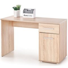 Письменный стол Halmar Стол компьютерный LIMA B1 дуб сонома, 120/55/75 NEW BR-528