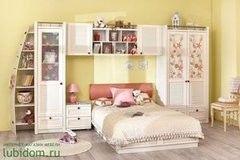 Детская комната Детская комната Любимый Дом Калипсо (для девочек)