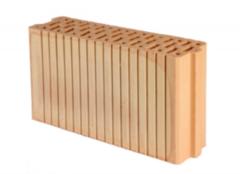 Блок строительный Керамический блок Lode Keraterm 12