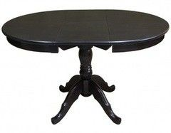 Обеденный стол Обеденный стол Red&Black Круглый (венге)