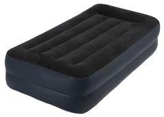 Бескаркасное кресло Бескаркасное кресло Intex Pillow Rest Raised Bed (64122)
