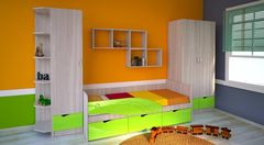 Детская комната Детская комната Квартет Бриз 2