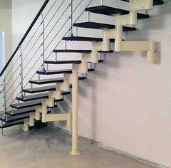 Элементы ограждений и лестниц Интерсилуэт Боковой крепежный узел