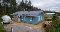 Каркасный дом Каркасный дом ИП Гуща В.Л. Пример 25