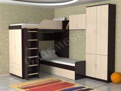 Детская комната Детская комната СлавМебель Дуэт-10