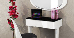 Туалетный столик Мебель-Неман Верона МН-024-07