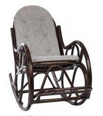 Кресло из ротанга Impex Classic с подушкой