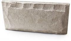 Искусственный камень Теплоблок Ростовский камень 398x198 мм