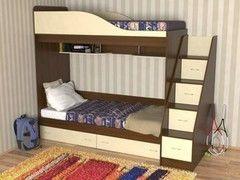 Двухъярусная кровать Ивмител Модель 18Д