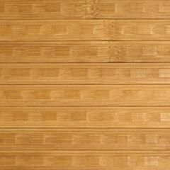 Декоративная стеновая панель Декоративная стеновая панель Бамбуковый рай Палисандр волна (ламель 17 мм)