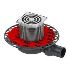Водоотвод для ванной комнаты TECE TECEdrainpoint S 110 арт. 360 11 00