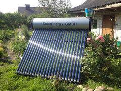 Солнечный коллектор Солнечный коллектор Fadi Solar SE 200L