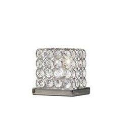 Настольный светильник Ideal Lux ADMIRAL TL1 CROMO