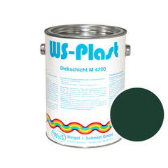 Краска Краска WS-Plast M 4200 6005 2.5л