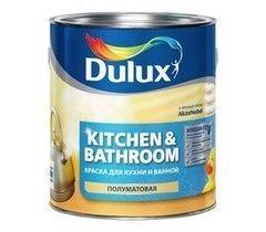 Краска Краска Dulux Kitchen & Bathroom Система колеровки 1 л (база BW)