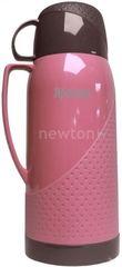 Термос Яромир ЯР-2023С 1.8л розовый