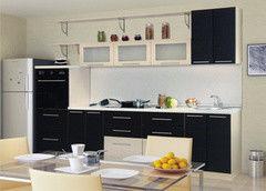 Кухня Кухня Алфексгрупп №36 (Плёночный МДФ)