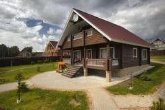 Строительство домов Дом с мансардой ИП Сопин А.В. Пример 37