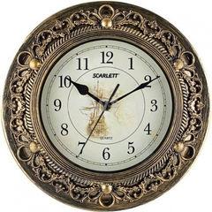 Часы Часы Scarlett Настенные часы Scarlett SC-27C