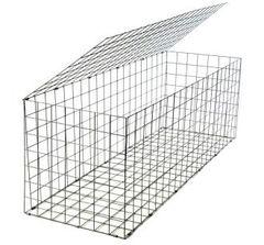Габион GabionCity Габионный короб 500x1500мм
