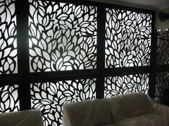 Декоративная стеновая панель Декоративная стеновая панель Бамбуковый рай Пример 7