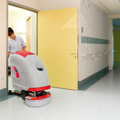 Услуга Уборка медицинского учреждения после ремонта