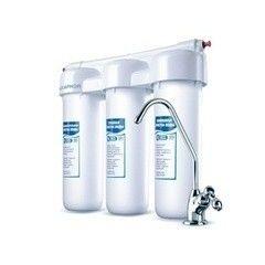Фильтр для очистки воды Система очистки воды Аквафор Трио