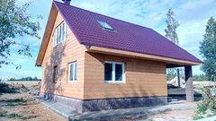Строительство домов Строительство домов ИП Пригожий В.В. Проект дома 3