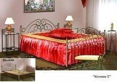 Кровать Кровать БРМЗ Ксения-2
