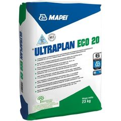 Стяжка пола Стяжка пола Mapei Ultraplan Eco 20