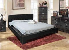 Кровать Кровать ZMF Герда (сп. место 140х200 см., черный)