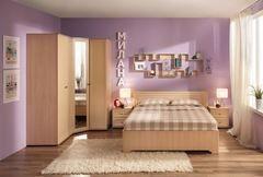 Спальня Глазовская мебельная фабрика Милана 6