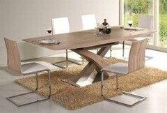 Обеденный стол Обеденный стол Signal Raul (дуб сонома)