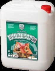 Защитный состав Антисептик для древесины Сколт Биодекор-М (22 л)