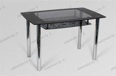 Обеденный стол Обеденный стол Стеклолюкс С 28-02 Орфей