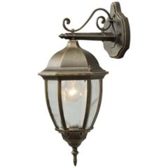 Уличное освещение MW-Light Фабур 804020201