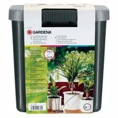Посадочный инструмент, садовый инвентарь, инструменты для обработки почвы Gardena Комплект для полива в выходные дни с емкостью 9л Gardena (1266,20)