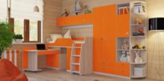Детская комната Детская комната БелБоВиТ Пример 168