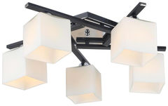 Светильник Светильник Arte Lamp 52 A8165PL-5BK