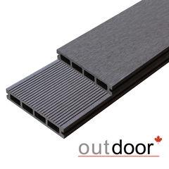 Декинг Декинг Outdoor ДПК 2106 150x25x3000 мм вельвет/шлифованная (коричневая)
