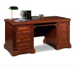 Письменный стол Гомельдрев Престиж ГМ 5971 (береза мокко)
