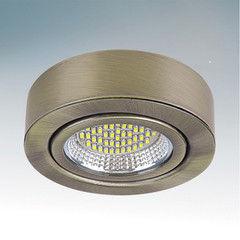 Встраиваемый светильник LightStar 003331 Mobiled