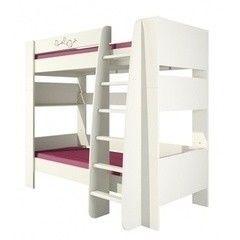Двухъярусная кровать Мебель-Неман Сакура КРД180-1Д0