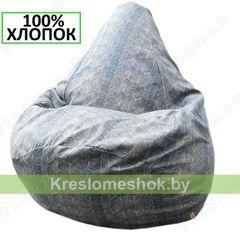 Бескаркасное кресло Бескаркасное кресло Kreslomeshok.by Груша Г2.6-124