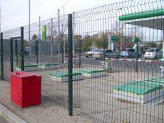 Забор Забор Grand Line Забор из 3Д сетки высота 1.7м