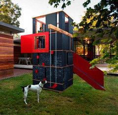 DomPlus Проект детского домика 3