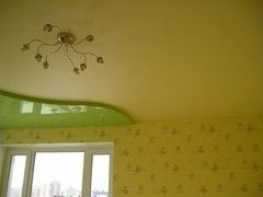 Натяжной потолок ИП Байдак М.С. Вариант 3