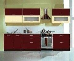 Кухня Кухня Артем-мебель Яна 1.4 м (бордо)