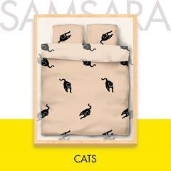Постельное белье Постельное белье SAMSARA Cats 220-1